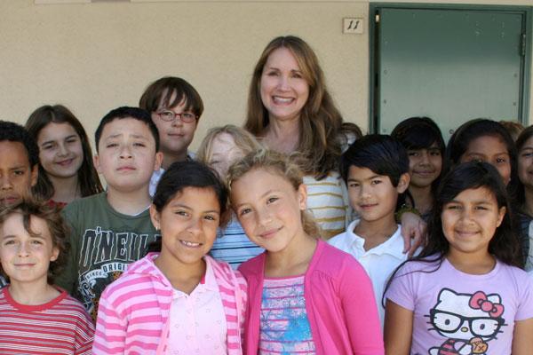 Ms. Hart's Class