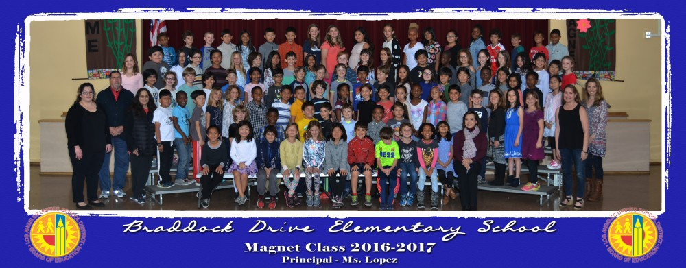 Braddock Drive Gifted Magnet School